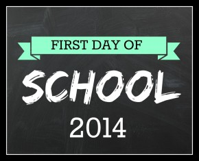 First Day of School – All Students Attend