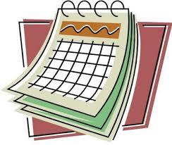 Calendar Change Update