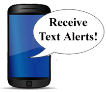 Opt-In to Receive TextAlerts